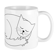 1 cat naps Mugs