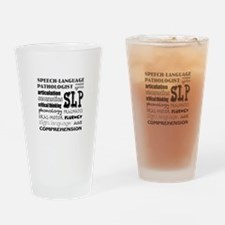 Cool Speech therapist Drinking Glass