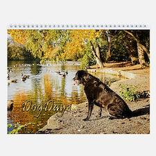 2015 Dog Dayz Wall Calendar