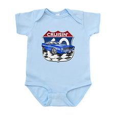 Unique 69 chevy camaro Infant Bodysuit