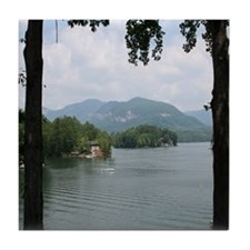 Lake Lure Tile Coaster
