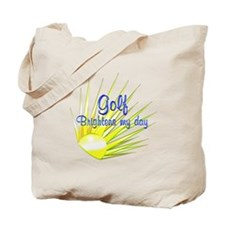 Golf Brightens Tote Bag