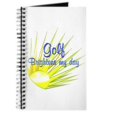 Golf Brightens Journal