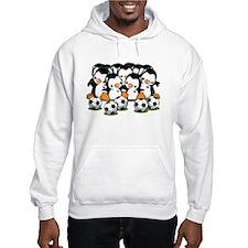 Soccer Penguins Hoodie
