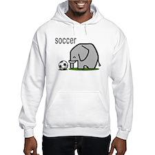Soccer Elephants Hoodie