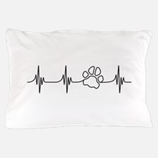 Paw Beat Pillow Case