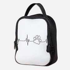 Paw Beat Neoprene Lunch Bag