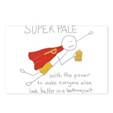 Super Pale Postcards (Package of 8)