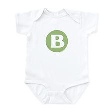 Baby A B C Circles - Onesie