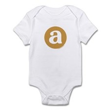 Baby A B C Circles - Infant Bodysuit