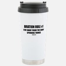 Unique Pilots Travel Mug