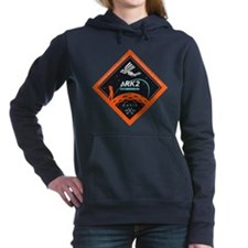 CASIS: ARK-2 Women's Hooded Sweatshirt