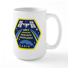 ARK-3 Mission Logo Mug