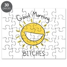 Good Morning Bitches Puzzle