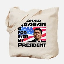 Reagan 4ever Tote Bag