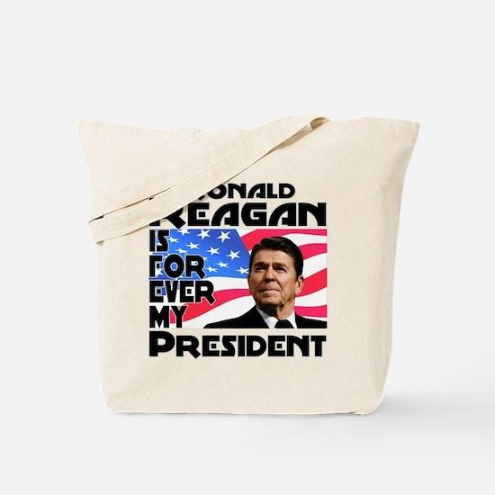 Reagan 4ever Tote Bag