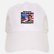 Reagan 4ever Baseball Baseball Cap