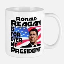 Reagan 4ever Small Small Mug