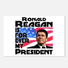Reagan 4ever Postcards (Package of 8)
