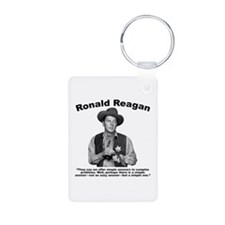 Reagan: Answers Keychains