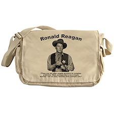 Reagan: Answers Messenger Bag