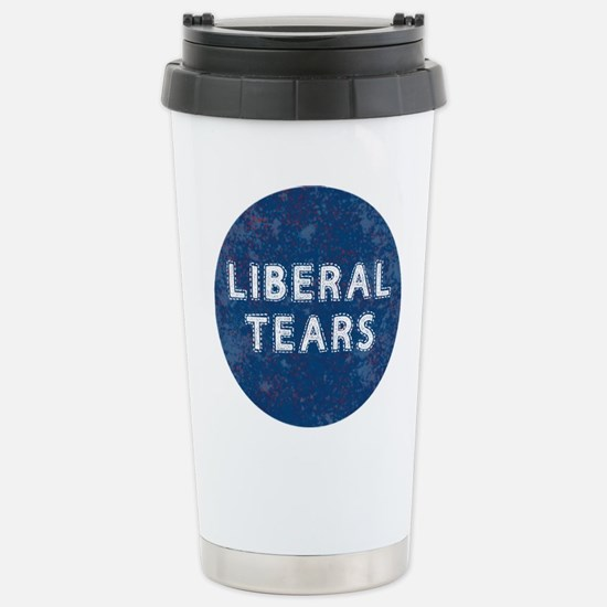 Cute Politics Travel Mug