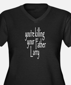 Killing Your Father Plus Size T-Shirt