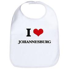 I love Johannesburg Bib