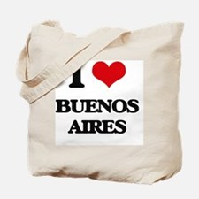 Funny Buenos aires Tote Bag