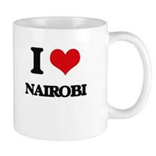 I love Nairobi Mugs