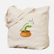 To The Beat Tote Bag