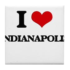 I love Indianapolis Tile Coaster