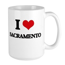 I love Sacramento Mugs