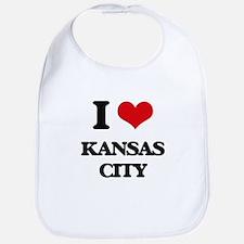 I love Kansas City Bib