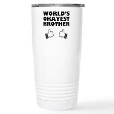 Cute Brother Travel Mug