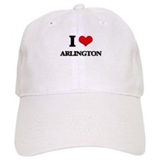 I love Arlington Baseball Cap