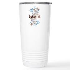 Cute Botanist Travel Mug