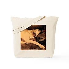 Anatolian, Couch Potato Tote Bag