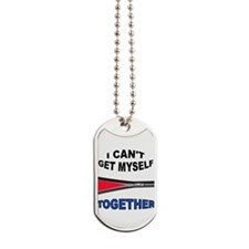 TOGETHER Dog Tags