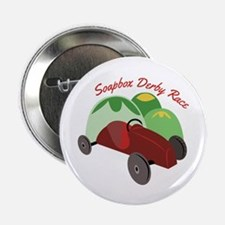 "Soapbox Derby Race 2.25"" Button (10 pack)"