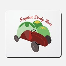 Soapbox Derby Race Mousepad