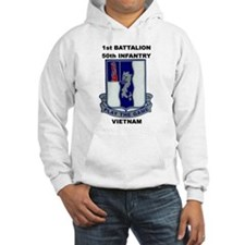 Funny 1st infantry Hoodie