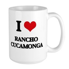 I love Rancho Cucamonga Mugs