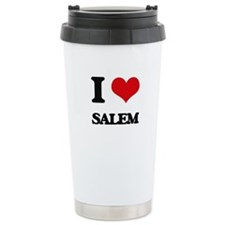 I love Salem Travel Mug
