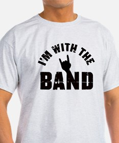 Cute With the band T-Shirt