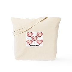 BEING SINGLE ROCKS Tote Bag