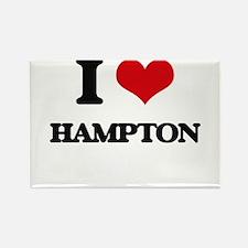 I love Hampton Magnets