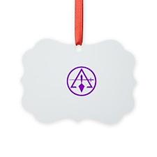 ROYAL AND SELECT MASTERS CIRCULAR Ornament