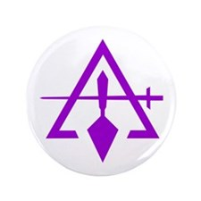 """ROYAL AND SELECT MASTERS 3.5"""" Button (100 pack)"""