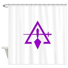 ROYAL AND SELECT MASTERS Shower Curtain